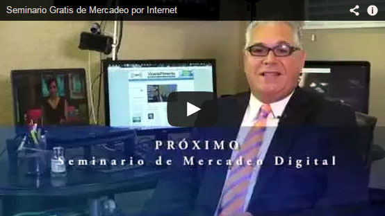 Seminario de Mercadeo Digital