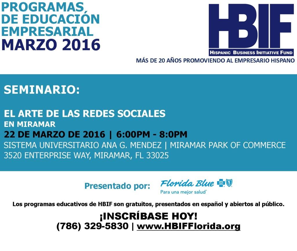 HBIF -El arte de las redes sociales