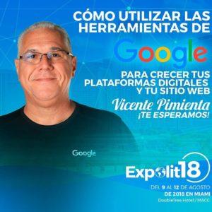 Expolit Vicente Pimienta Google Digital Coaches