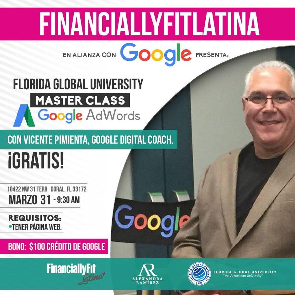 Florida Global University Vicente Pimienta