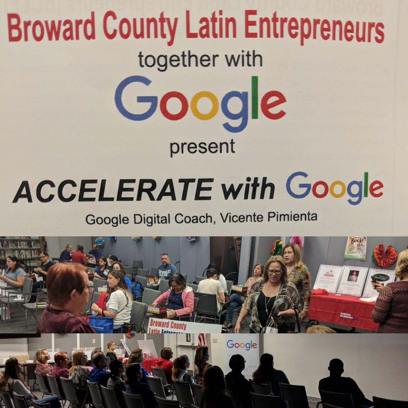 Broward County Latin Entrepreneurs