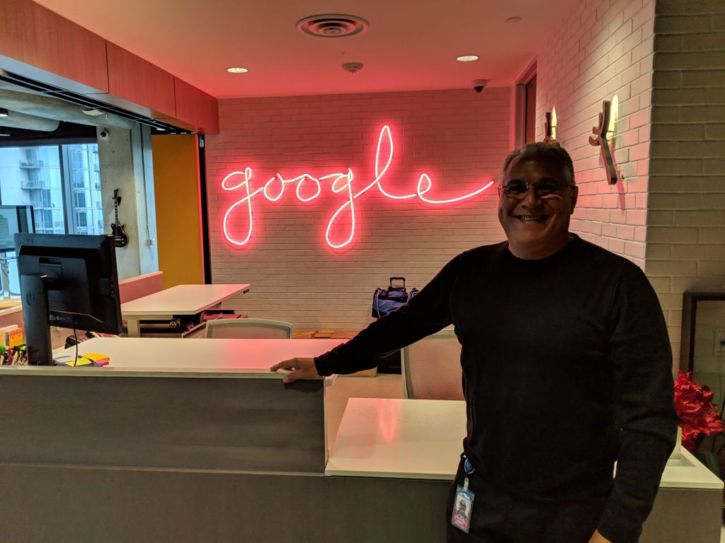 Google Digital Coaches Summit in Austin Texas.