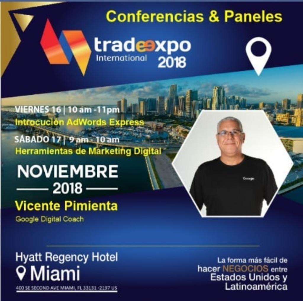 Trade Expo Internacional 2018