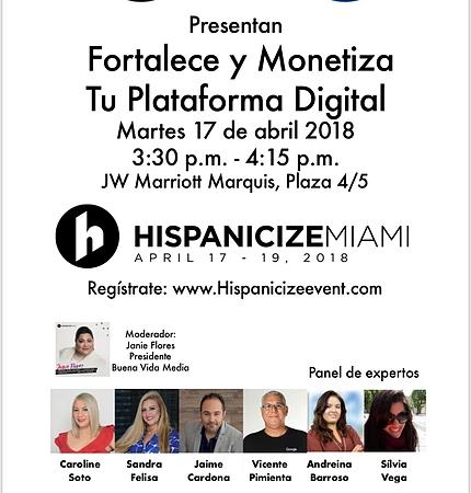 Hispanicize 2018 Miami