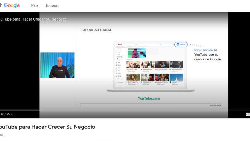 YouTube para hacer crecer tu negocio