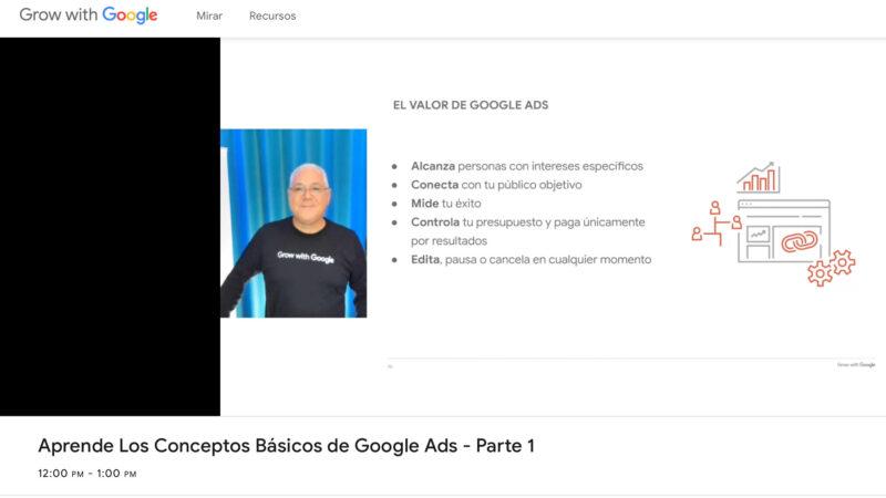 Mundo básico de Google Ads